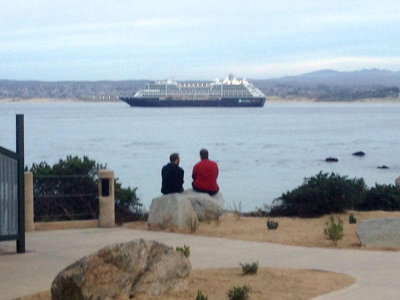 Question of the week 72814 pacific coastal cruise forum pacific coastal wine country cruise roundtrip from los angeles on azamara quest the ship spent 2 nights in san francisco and called in monterey and sciox Choice Image