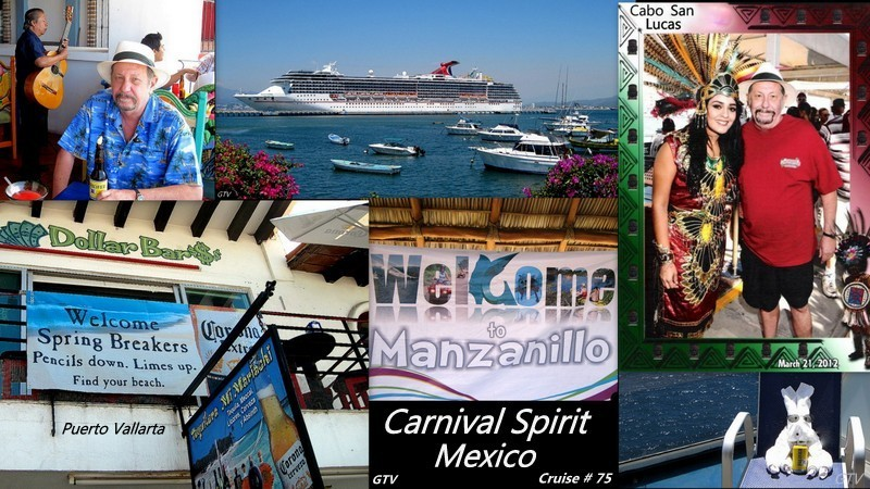Carnival Spirit Cruise Review Mar 16 2012 9 Day