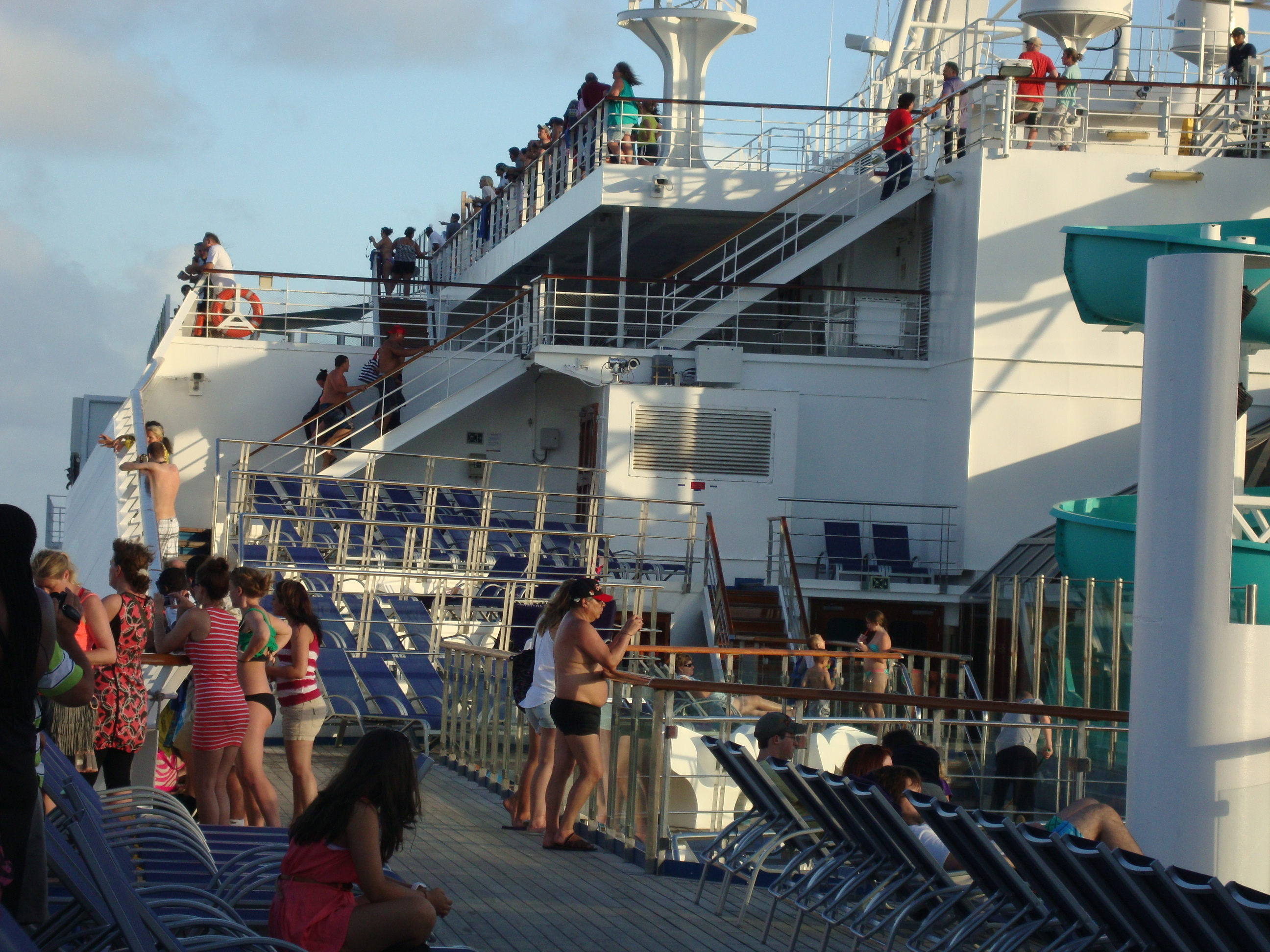 Carnival Liberty Cruise Review  May 18 2013  Best