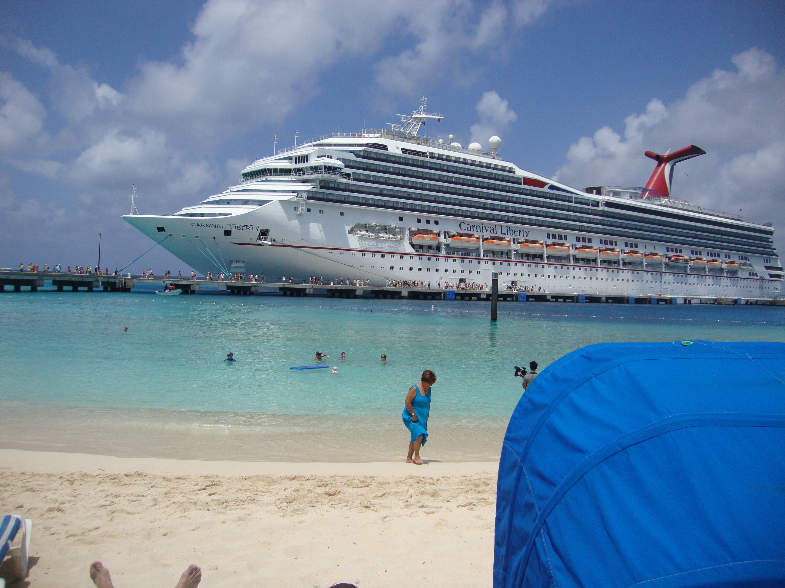 Carnival Liberty Cruise Review May 11 2013 Retirement