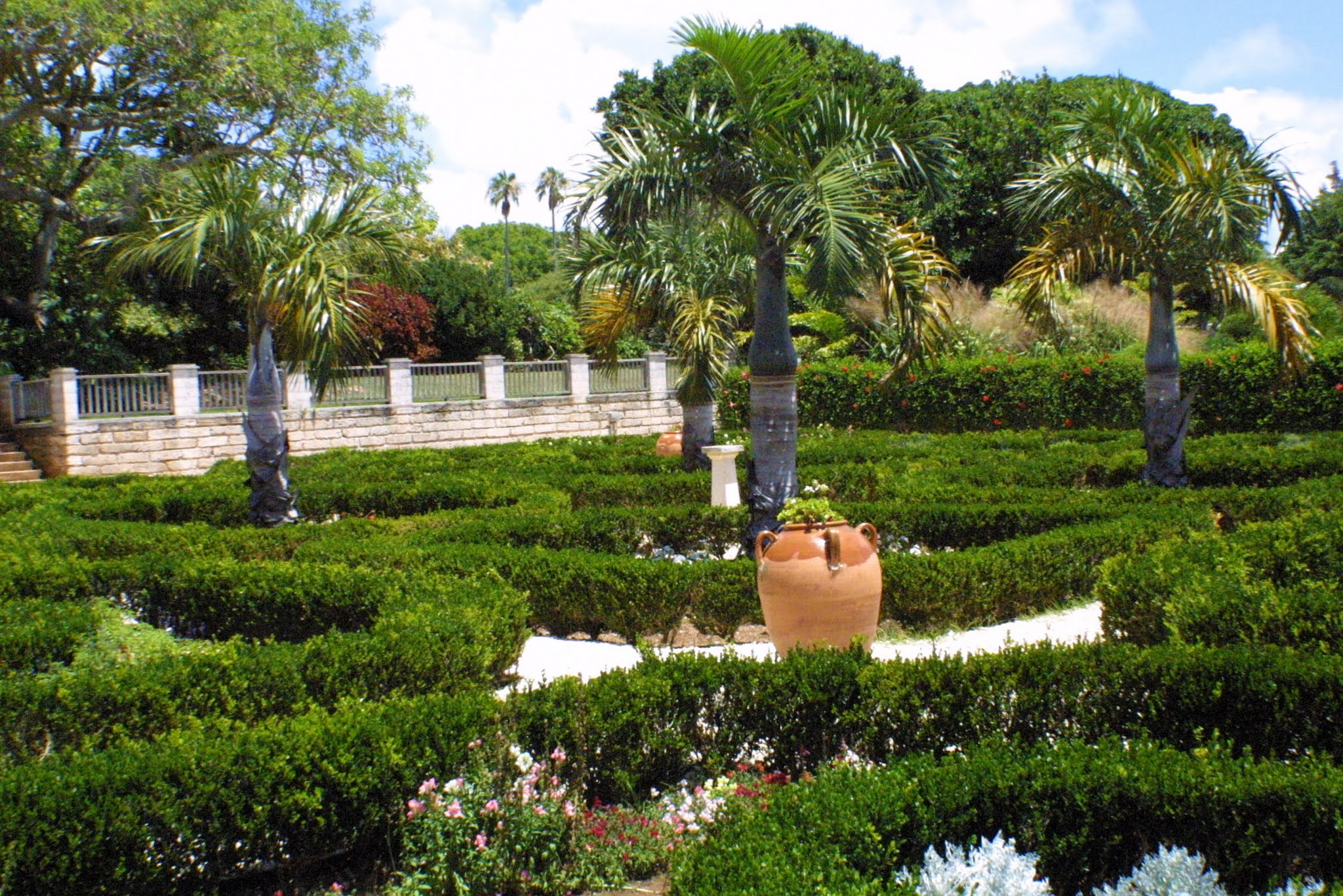 Botanical Gardens Bermuda Botanical Gardens Reopens In Bermuda Britlink Bermuda Botanical