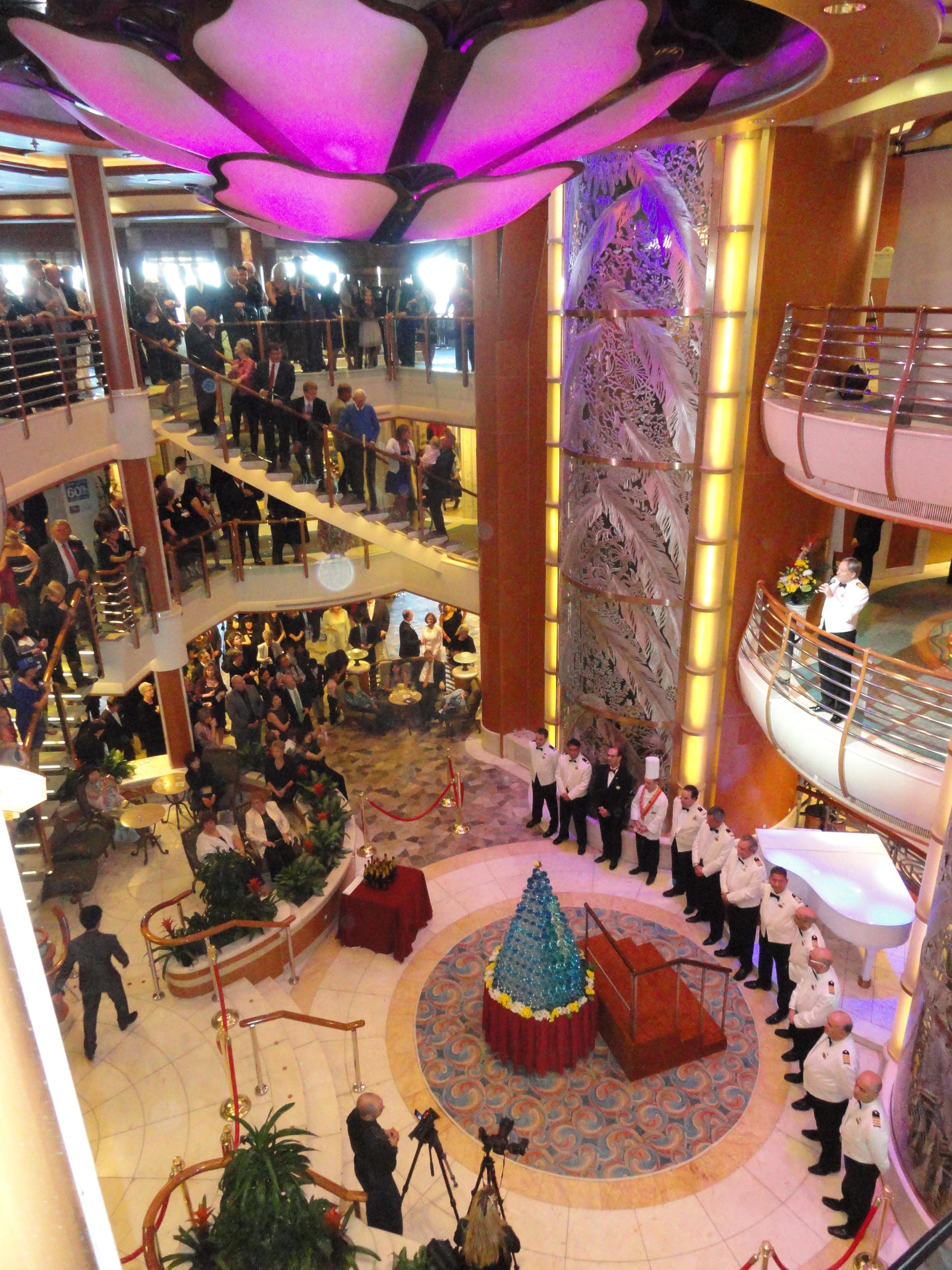 Golden Princess Cruise Review Jul 14 2013 Summer 2013
