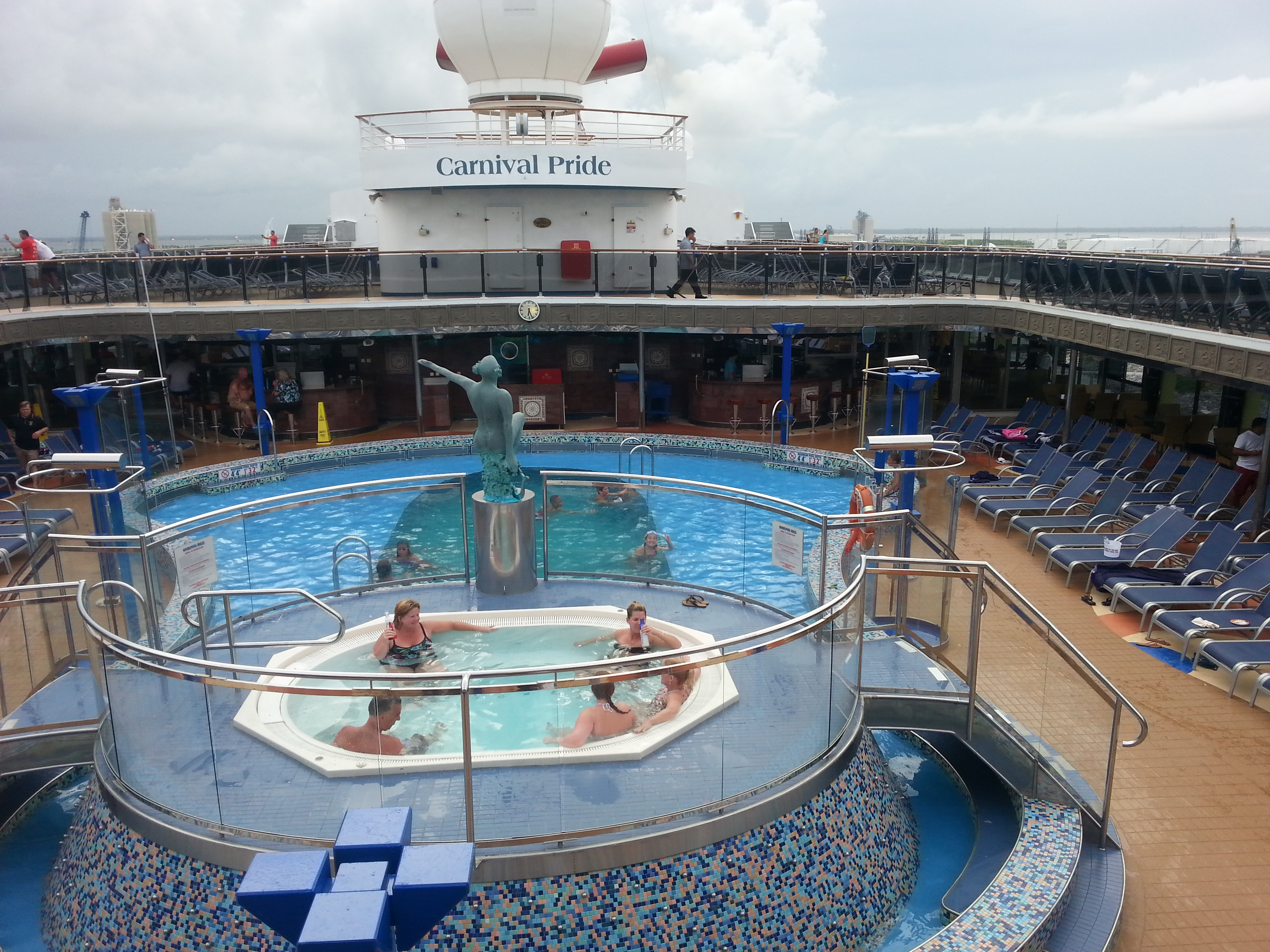 Carnival Pride Cruise Review