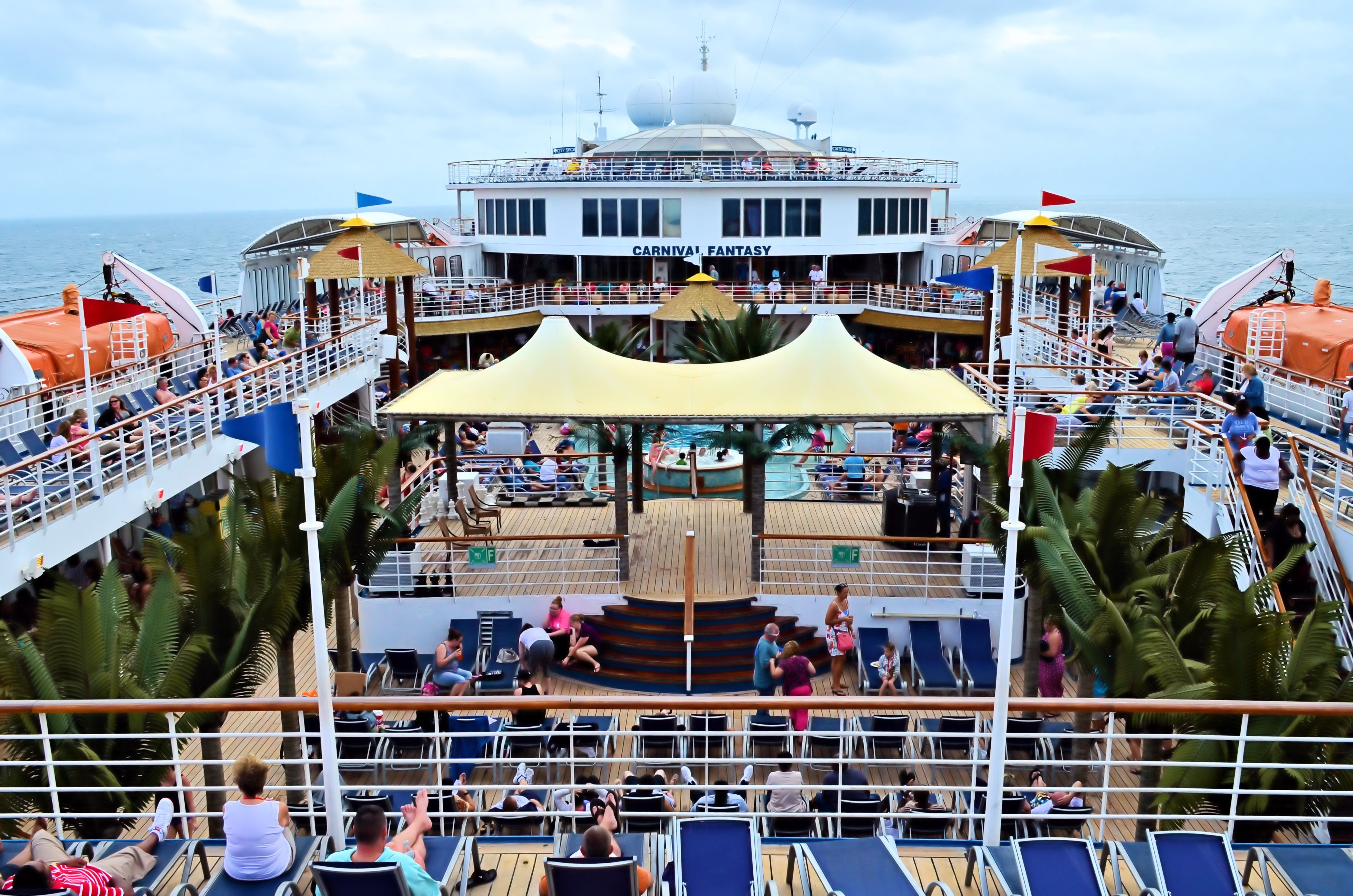 Carnival Fantasy Cruise Review