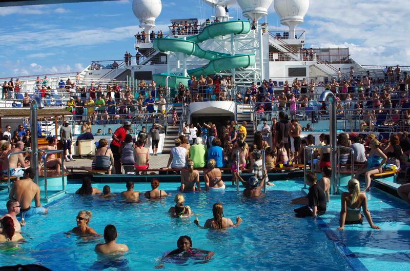 The Best Cruise Ever Carnival Glory Cruise Review
