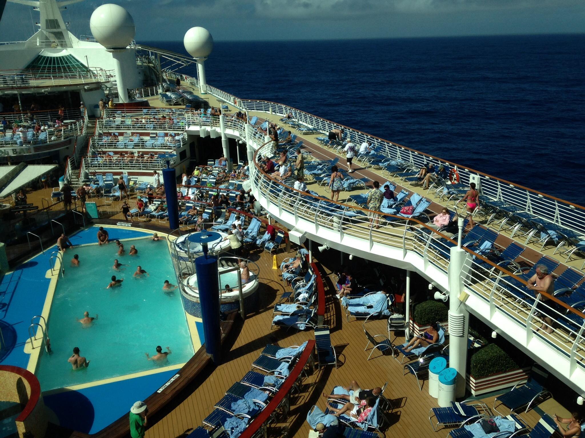 Explorer Of The Seas Cruise Review Mar 11 2014