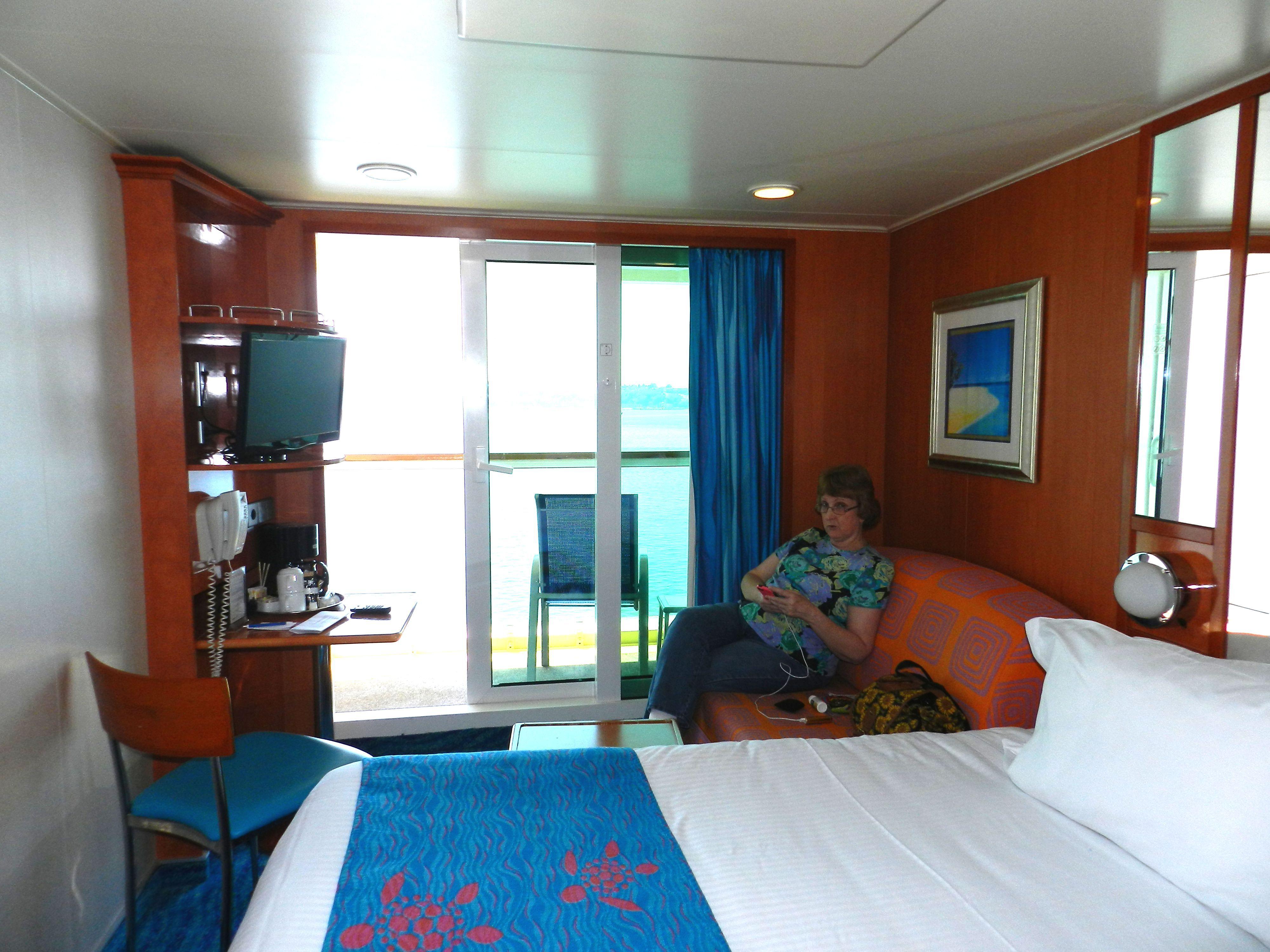 Norwegian jewel cruise review jul 12 2014 cruise like for Alaska cruise balcony room