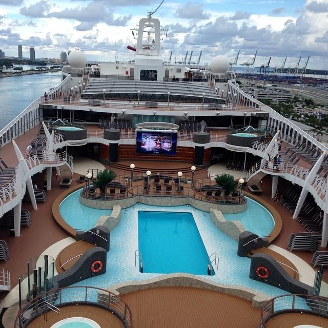 Deck Plan Msc Divina: MSC Divina Cruise Review