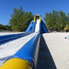 Super Slide @ Cococay