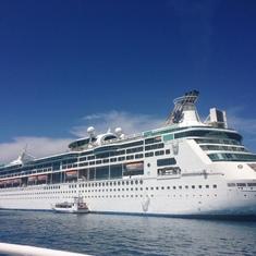 Enchantment of the Seas!