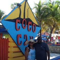 Cococay (Cruiseline's Private Island)