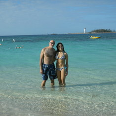 cruise on Carnival Pride to Caribbean - Bahamas