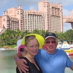 Nassau Bahamas, Atlantis Resort
