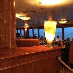 Buffet Dining Aboard the GEM