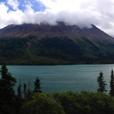 Trip to Yukon on train