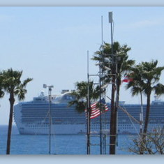 Santa Barbara, California - Crown Princess