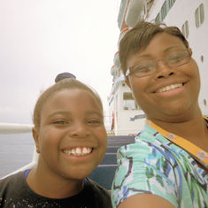 Getting ready to visit Coco Cay Bahamas