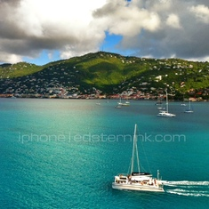 St. Thomas; Long Bay