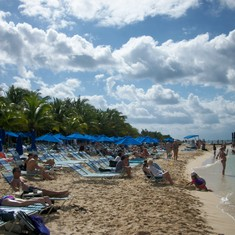 Paradise Beach, Cozumel