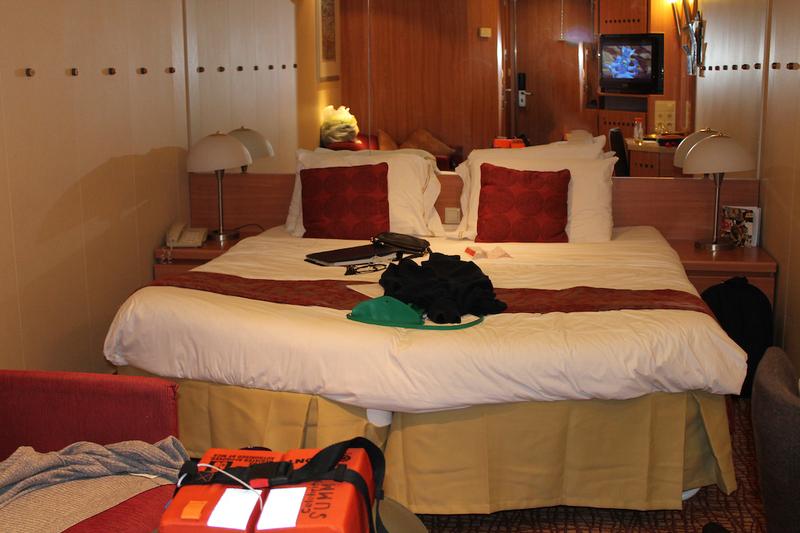 Celebrity infinity aqua class cabins