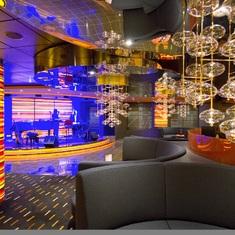Jazz Bar on MSC Divina