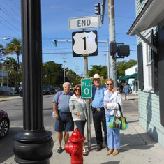 & Ends in Key West