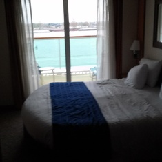 Balcony cabin 7162 (E1)