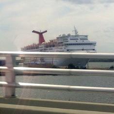 Jacksonville, Florida - The Ship