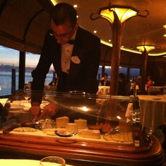 Cheese Course, Remy, Disney Dream