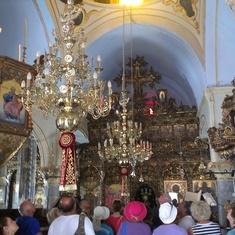 Greek Orthodox Monastery, Mykonos, Greece