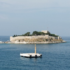 Kusadasi (Ephesus), Turkey - Off the dock of Kusadasi