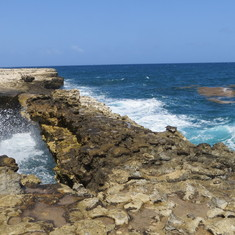 Devil's Bridge - Antigua