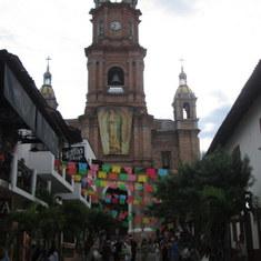 Puerto Vallarta, Mexico - Vallarta Church