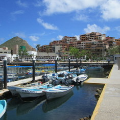 Cabo San Lucas, Mexico - Cabo Marina