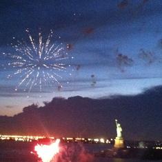 Statue of Liberty, Norwegian Breakaway