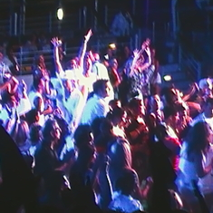 The White Hot Party is an NCL staple, and did not disappoint on Norwegian Epic!
