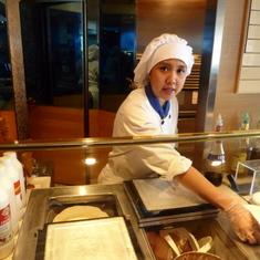 Ice Cream Station - Lido Deck Soft Serve, Sorbet, Regular, Sugar Free plus all t