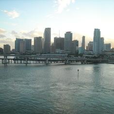 Miami Port