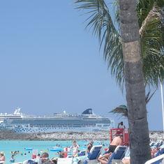 cruise on Norwegian Gem to Caribbean - Bahamas