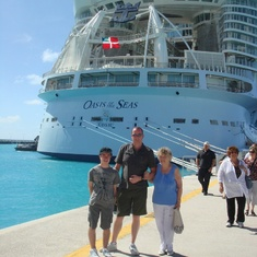 cruise on Oasis of the Seas to Caribbean - Eastern