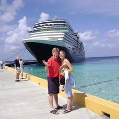 Scott and Marty in Grand Turk 10/10