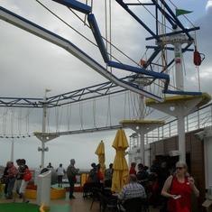 SportsSquare.. Ropes Course