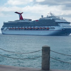 cruise on Carnival Freedom to Caribbean - Western