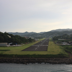St.Lucia airport