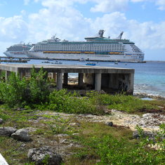 Taking a walk in Cozumel