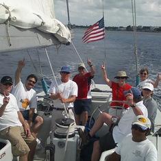 Americas Cup Sailing Excursion