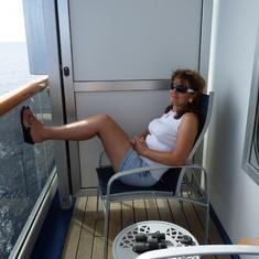 Gotta love balconeys