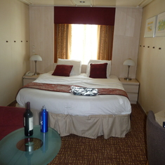 Our Oceanview Stateroom 2129
