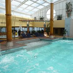 Solarium - Indoor Pool