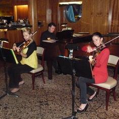 Arabesque Trio - Classical Music onboard